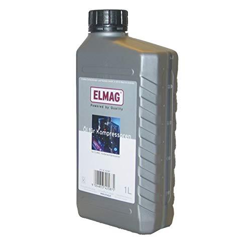 Elmag Öl für Kompressoren, 1 l.