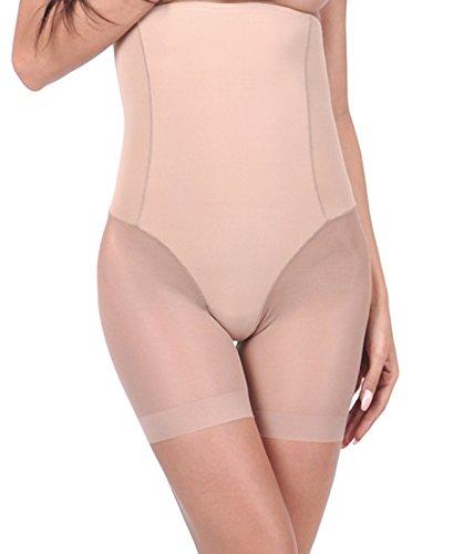 Damen Slim Mieder Taillen Bauchweg Shapewear 3004 weiß S//M  L//XL  XXL//XXXL