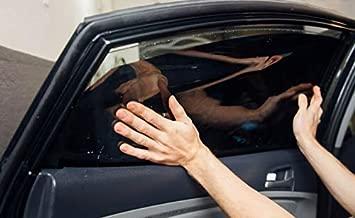 TRUE LINE Automotive Precut Customized Window Tinting Kit Film High Performance All Side and Back Windows