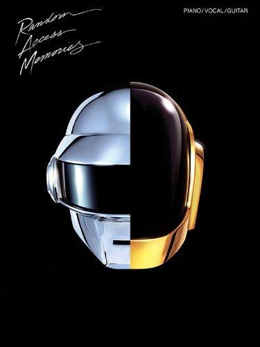Daft Punk Random Access Memories P/V/G