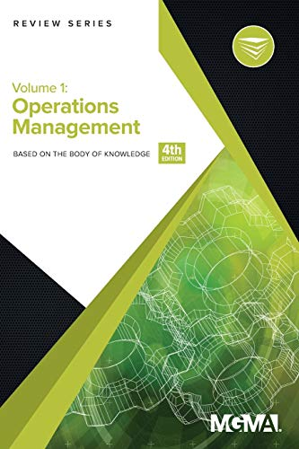 Compare Textbook Prices for Body of Knowledge Review Series: Operations Management 4th Edition ISBN 9781568290553 by MGMA