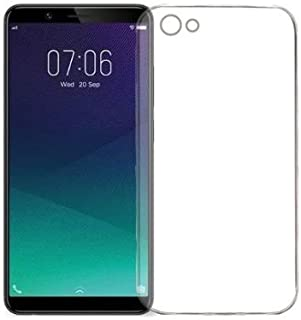 Tech Attires Vivo Y71 Transparent Ultra Protection Rubberised Crystal Clear Back Phone Cover for Vivo Y71