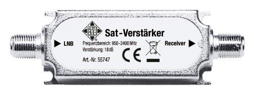 Telefunken 55747 SAT-Verstärker, 18 dB 950-2050 MHz