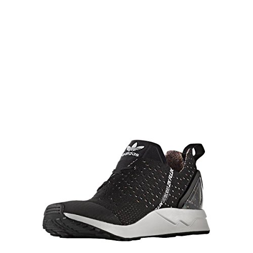 adidas ZX Flux ADV Asymmetrical Primeknit Black Black White 42.5