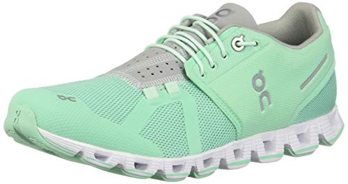 On Running Womens Cloud Mesh Mint Trainers 8.5 US