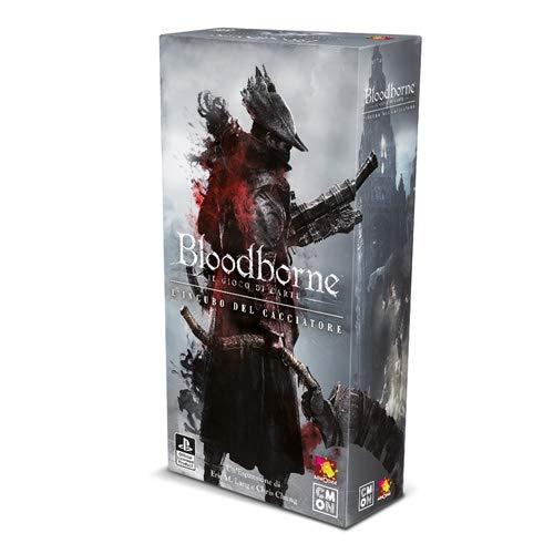 Asmodee- Bloodborne L'Incubo del Cacciatore espansione Gioco da Tavolo, Colore, 8991