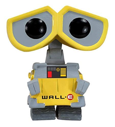 Funko 024524 No POP Vinylfigur: Disney: Wall-E