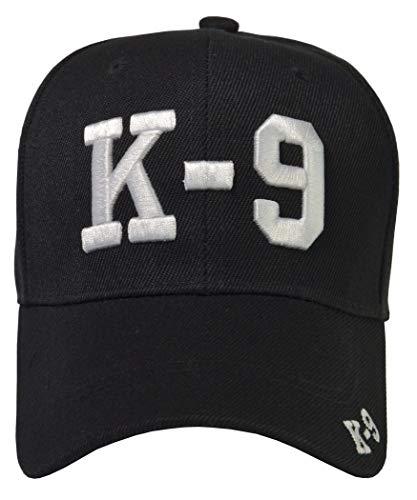 K-9 Hat Black