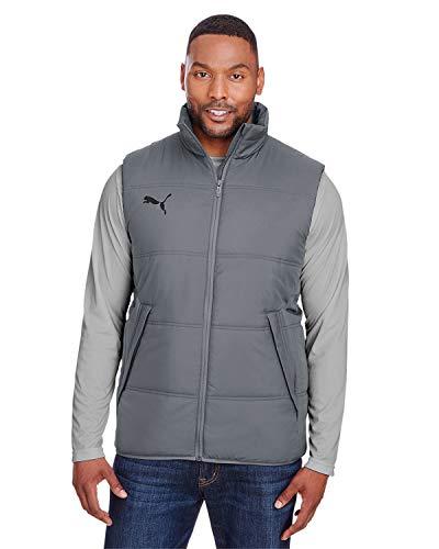 Puma Sport Adult Essential Padded Vest M QUIET SHD/ P BLK