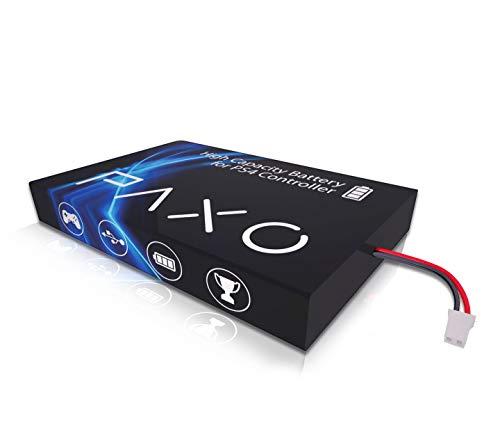 Manual en alemán | Batería de Li-Ion de Alto Rendimiento 2000mAh para el Controlador PS4 versión 4 // Juego de Intercambio con Instrucciones fotográficas y Herramientas para Abrir el Controlador