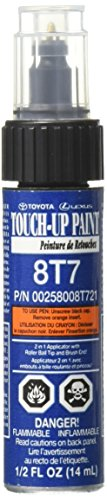 Genuine Toyota 00258-008T7-21 Blue Streak Metallic Touch-Up Paint Pen (.50 fl oz, 14 ml)