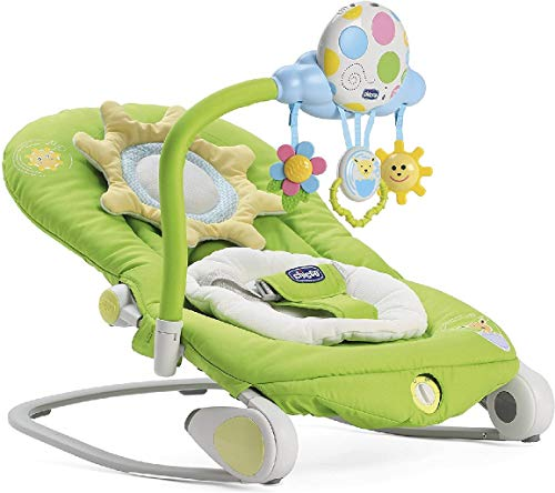 Chicco Balloon Sdraio, 0 m+, Summer Green, Verde