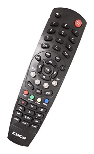 Telecomanda DIGI TV HD Romania, Remote Control Digi Tv HD,Mando a distancia