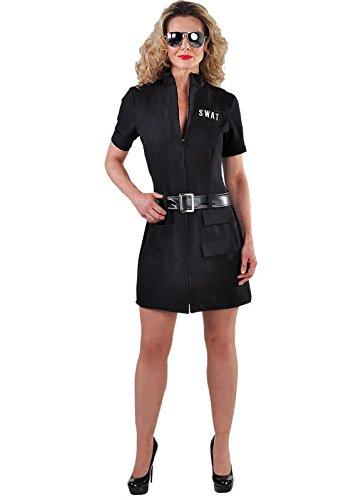Dames SWAT Kostuum - Klein
