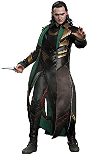 Hot Toys Movie Master Piece: Thor The Dark World - Loki Special Edition Version 1/6 Collectible Figure by Hot Toys