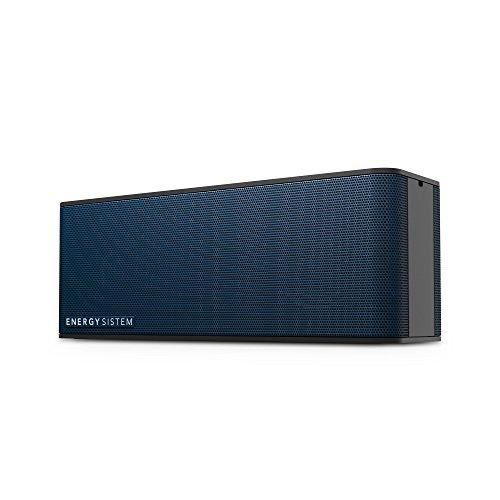 Energy Sistem Music Box 5 - Altavoz portátil (Bluetooth, 10 W, manos libres, batería recargable)