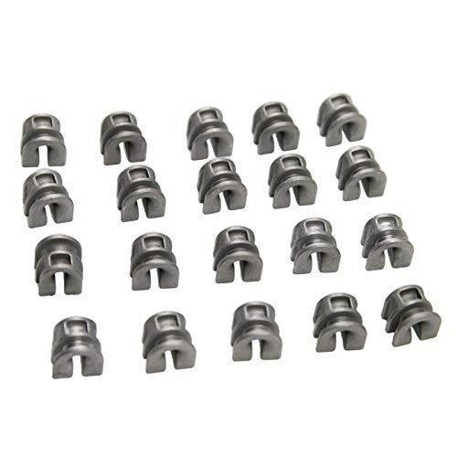 Fenteer 20pcs Trimmer Head Eyelet Sleeves para Stihl 25-2 30-2 302 40-2 402404 Modelos