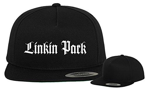 Flexfit Casquette Linkin Park Yupoong/Black