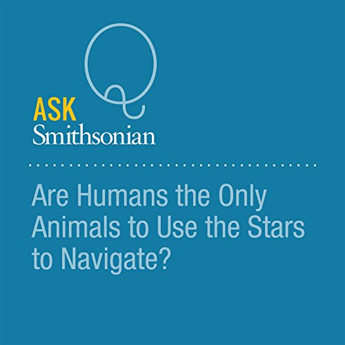 Are Humans the Only Animals to Use the Stars to Navigate? audiobook cover art