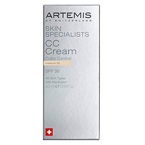 Artemis Skin Specialists - CC Cream Medium 02 50ml SPF 30