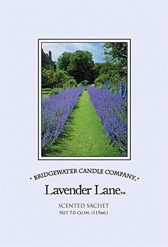 Bridgewater Duft Umschlag Beutel Lavendel Lane, mehrfarbige,
