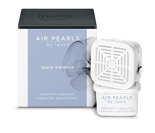 Ipuro air pearls balance capsule, 1 Box (2x Kapseln), 23 g