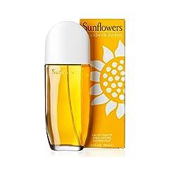 Sunflowers by Elizabeth Arden 3.3 oz. EDT spray womens perfume 100ml NIB