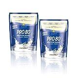 Inko Active Pro 80 Beutel 2er Pack (2x500g) Stracciatella (D)