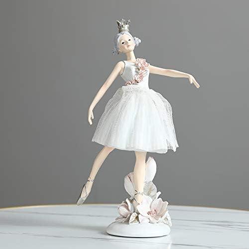 Super sale Statue Décor Figurines 2021 new Ballet Girl Tv Cabinet Decorations Birthd