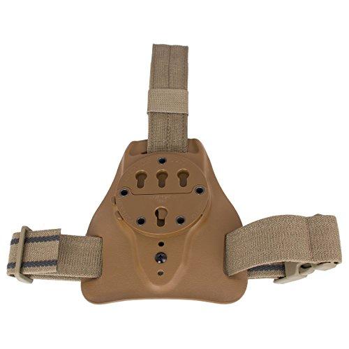 G-CODE Mule Leg Panel with Loop Strap-GCA 77-(TAN) 100% Made in USA