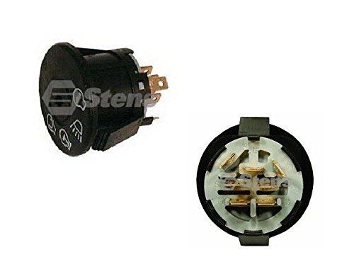 Jonyandwater MTD Yard Machine Bolens Yardman 13A Ignition Key Switch 925-1741 Delta 6900-47p .(from#_usafastparts_17291844148561