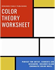 Color Theory Worksheet Book