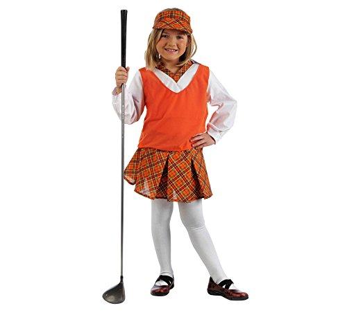 Limit Sport Disfraz de Jugadora de Golf Deluxe para niña