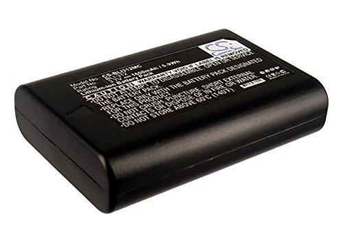 CS - Batería de ion de litio (1600 mAh, compatible con Leica...
