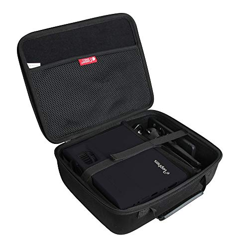Hermitshell Hard Travel Case for ELEPHAS 2020 WiFi Movie Projector 4600 Lux Portable Projector