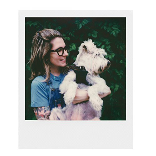 Polaroid Instant Film Color Film for I-TYPE, White (4668)