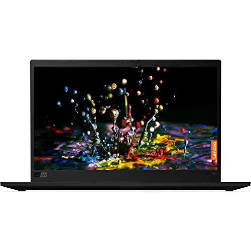 Lenovo ThinkPad X1 Carbon Laptop - 14' UHD 4K IR Camera - 1.6 GHz Intel Core i5-8365U Quad-Core - 512GB SSD - 16GB - Windows 10 pro