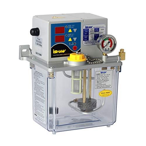 Zentralschmieranlage Automatische Schmierpumpe YET A2-3L,110V (Kunststoff)