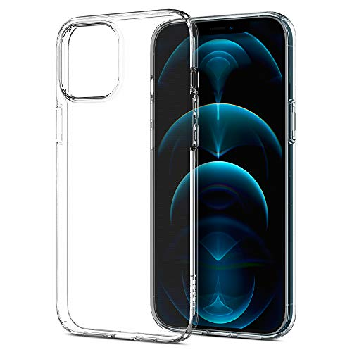 Spigen Cover Liquid Crystal Compatibile con iPhone 12 e...