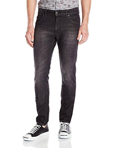 Calvin Klein Jeans Men's Sculpted Slim Jean, Metal, 32W 30L