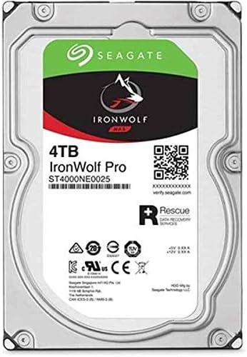 Seagate IronWolf Pro ST4000NE001 4 TB Hard Drive - 3.5