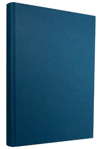 Semikolon (351248) Notizbuch Classic A4 blanko marine (blau) - Notiz- und Sketch-Buch - 336 Seiten mit cremeweißem 100g/m²- Papier