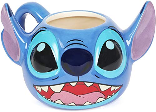 Disney Lilo and Stitch 3D-Tasse, 340 ml