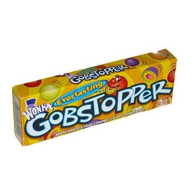 wonka everlasting gobstoppers box x1 Nestle Wonka Gobstoppers Longlasting 50g x 24 41atecmTZwL