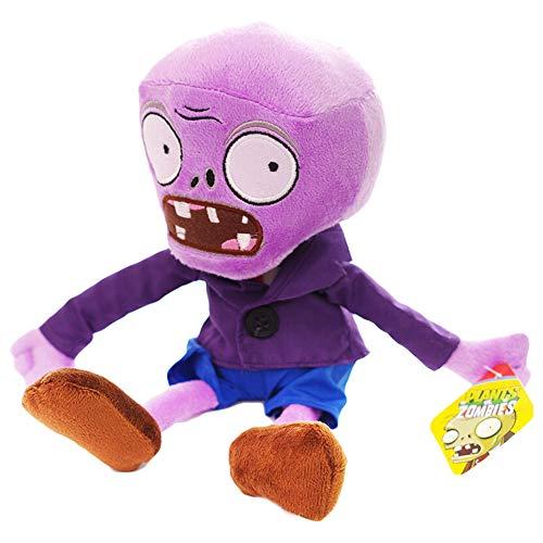 Dondonmin Plants vs. Zombies Spielzeugfigur Plüschfigur Spielzeug Zombie Puppen Stofftiere Geschenk for Kinder (Color : A21, Size : 30cm)