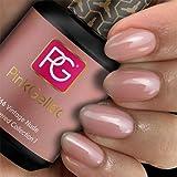 Pink Gellac Esmaltes de gel de uñas