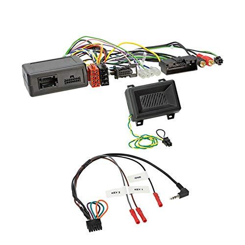 Stuurwiel afstandsbediening adapter interface LFB multilead geschikt voor Ford USA Taurus met OK toets compatibel met verschillende radio's