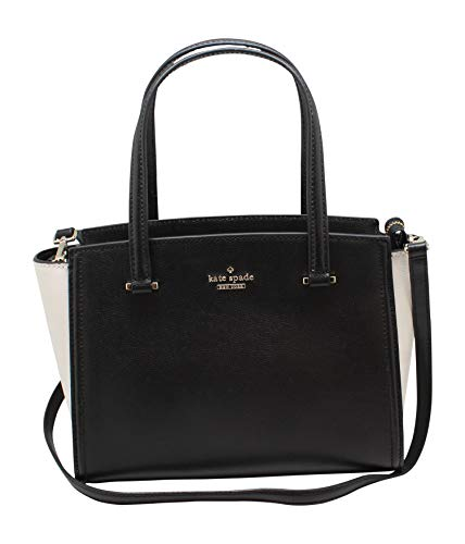 "pressed caviar pebbled leather; capital kate jacquard lining Zip top closure Interior zipper and slide pocket Handle drop length: 4.7"" ; total adjustable strap length: 44"" Dimensions: 7.8""h x 10.7""w x 4.7""d"