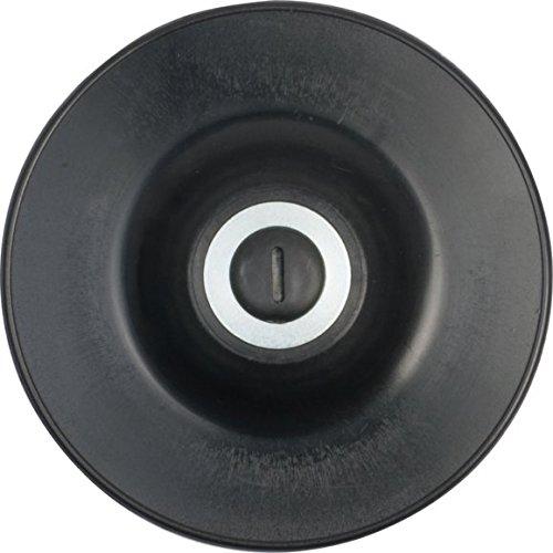SW-staal 81305SB rubberen plaat 115 mm voor haakse slijpers