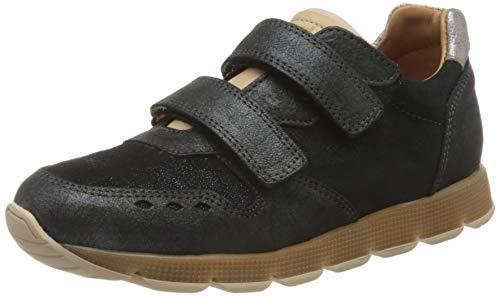 Bisgaard Luka Velcro Shoe, Night, 31 EU